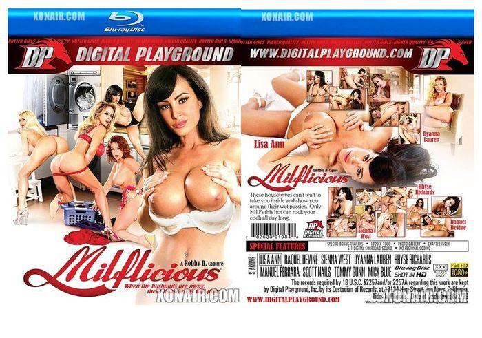 Восхитительные Мамочки / Milflicious (2010) DVDRip