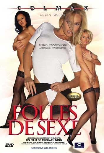Colmax - Сумасшедший секс / Folles de Sexe (2005) DVDRip