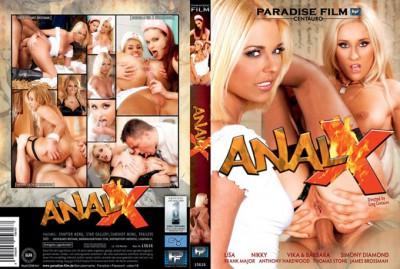 Анал Х / Anal X (2010) DVDRip