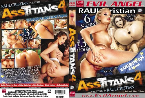 Титаны Задниц 4 / Ass Titans 4 (2010) DVDRip