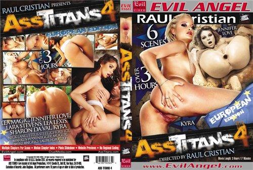 ������ ������ 4 / Ass Titans 4 (2010) DVDRip