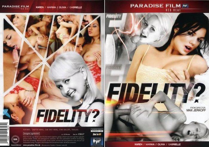 Верность? (Русские девочки) / Fidelity? (2010) DVDRip