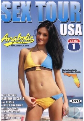 ����-��� �� ������� / Sex Tour Usa (2004)DVDRip