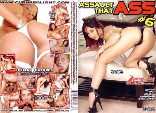 Нападение на Попки 6 / Assault That Ass 6 (2005)DVDRip