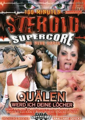 Я буду мучительно трахать тебя / Qualen Werd ich Deine Locher (2008)DVD5