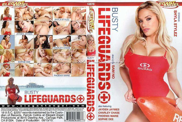 Грудастые Спасательницы / Busty Lifeguards (2010) DVDRip
