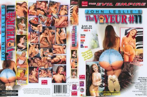 Подглядывающий 11: Репортаж из Европы 4 / The Voyeur 11: Live In Europe Part 4 (1998)DVDRip