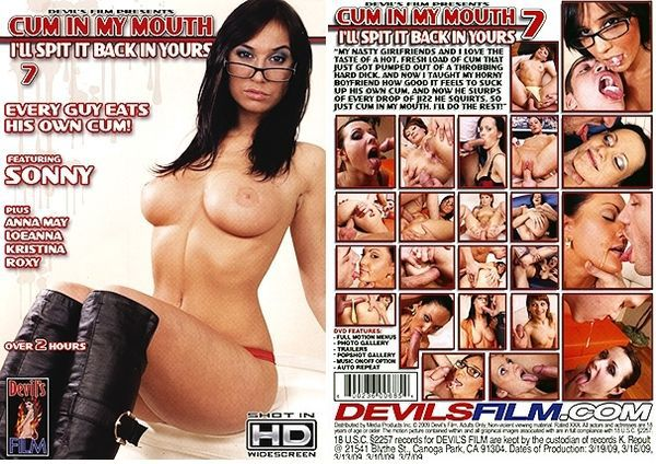 ������ ��� � ����� � � �� ����� 7 (������� �������) / Cum In My Mouth I'll Spit It Back In Yours 7 (2009) DVDRip
