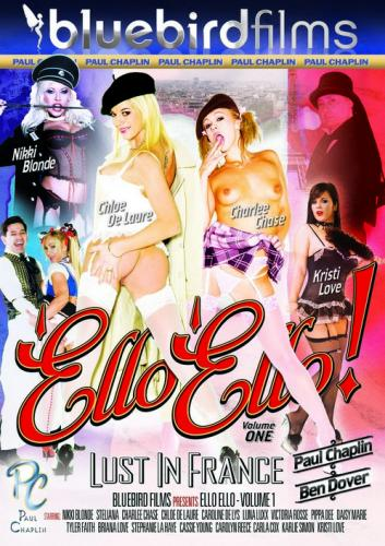 Похоть Франции / Ello Ello Vol.1: Lust For France (2010) DVDRip