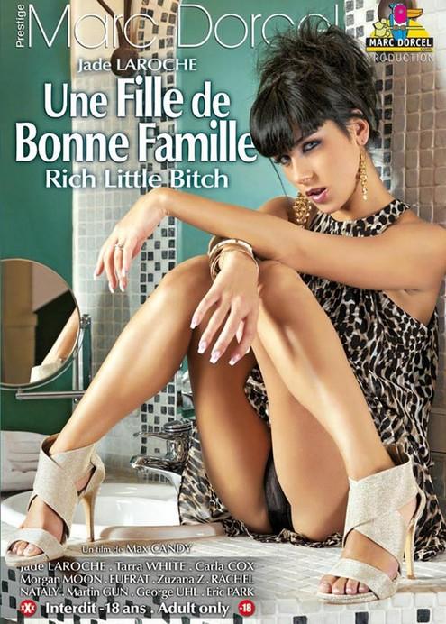 Девушка из хорошей семьи / Une fille de bonne famille / Rich little bitch (2010) DVDRip