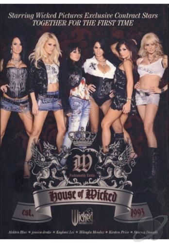 Дом наслаждений / House Of Wicked (2009) DVDRip