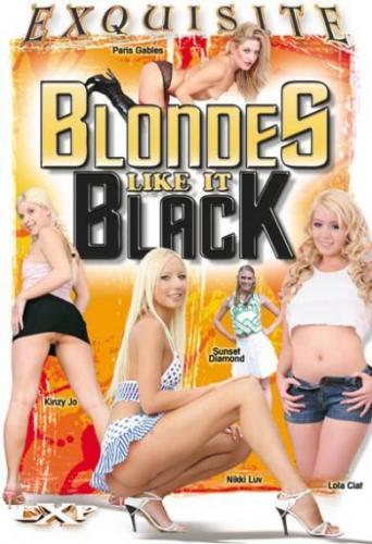 Блондинки любят черных / Blondes Like It Black (2010) DVDRip