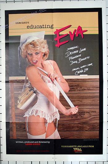 Обучающая Ева / Educating Eva (1985) DVDRip