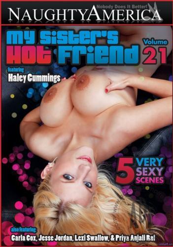 Горячая Подружка Моей Сестры #21 / My Sisters Hot Friend #21 (2010) DVDRip