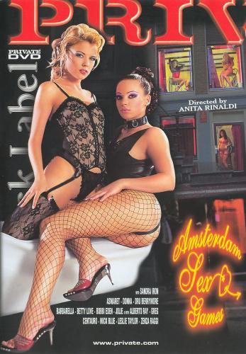 Амстердамские сексигрищща (Русский перевод) / Amsterdam Sex Games (2003) DVDRip