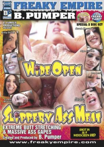 Скользское нутро широко раскрытой задницы / Wide Open Slippery Ass Meat (2010) DVDRip