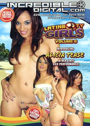 Латинские Большезадые Девочки #8 / Latin Booty Girls #8 (2010) DVDRip