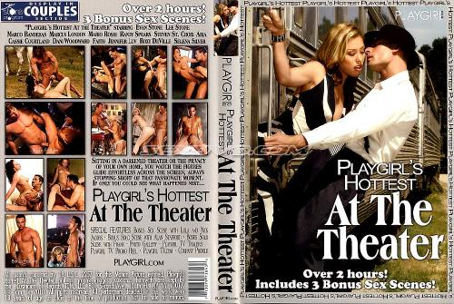 В Театре / Playgirl's Hottest At The Theater (2010) DVDRip