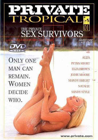 Последний Секс-Герой [С переводом] / Private Tropical: Sex Survivors (2002) DVDRip