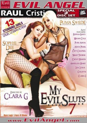 Мои Злые Потаскушки #7 / My Evil Sluts #7 (2010) DVDRip
