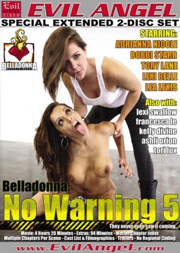 Без Предупреждения #5 / No Warning #5 (2010) DVDRip