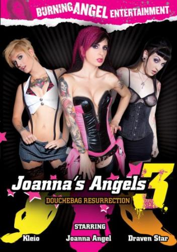 Joanna's Angels #3 - Воскресение Douchebag / Joanna's Angels #3 - Douchebag Resurrection (2010) DVDRip