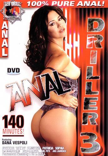Бурильщики жоп 3 / Anal Driller 03 (2003) DVDRip