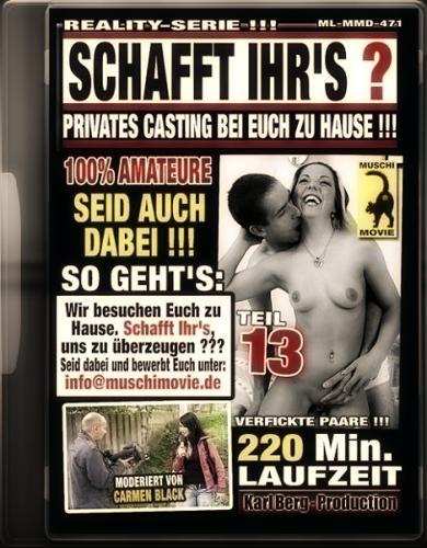 А вам слабо? 13 / Schafft Ihr's 13? (2010) DVDRip