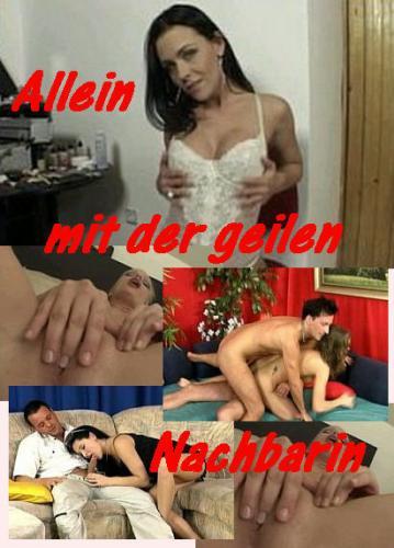 Только с крутой соседкой / Allein Mit Der Geilen Nachbarin (2011) DVDRip