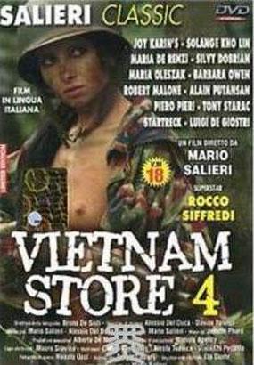 Mario Salieri - Вьетнамская история 4 / Vietnam Store 4 (1988) DVDRip
