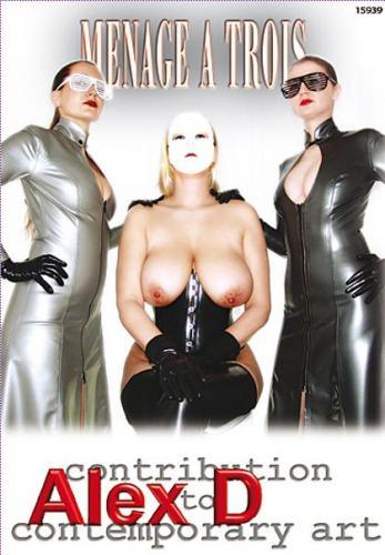 AlexD : На Троих / AlexD: Menage A Trois (2011) DVDRip