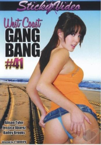 Групповуха западного побережья 41 / West Coast Gang Bang #41 (2011) DVDRip