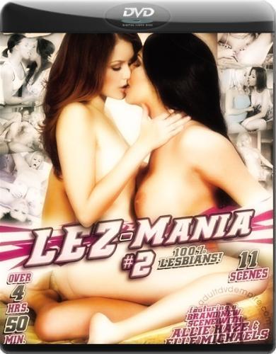 Лесбо Мания 2 / Lez Mania 2 (2011) DVDRip