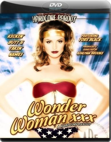 Чудо-женщина XXX: Хардкор Пародия / Wonder Woman XXX: A Hardcore Parody (2010) DVDRip