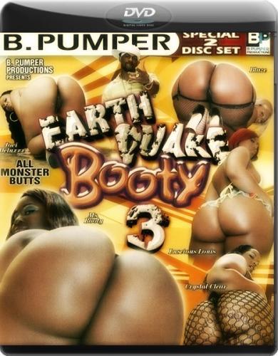 Землетрясения Задницами 3 / Earthquake Booty 3 (2009) DVDRip