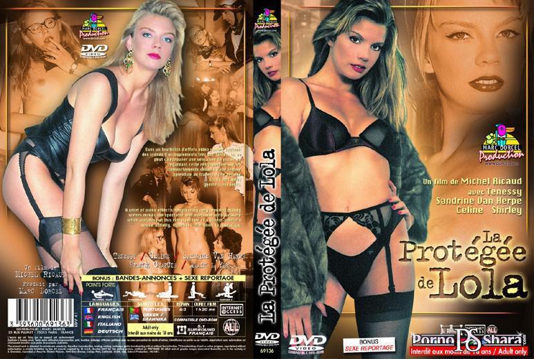 Лола под защитой / La protegee de Lola [Marc Dorcel] (1991) DVD