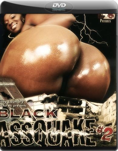 Черное Жопотрясение 2 / Black Assquake 2 (2009) DVDRip