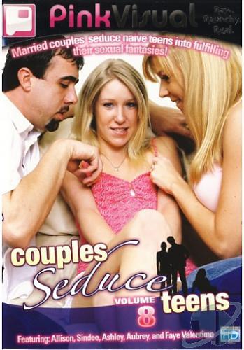 Couples Seduce Teens #8 / Пары Совращают Подростков #8 (2008) DVDRip