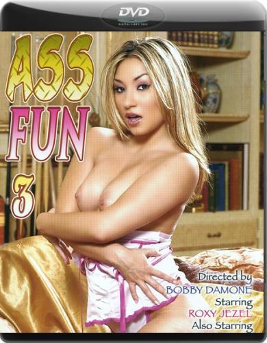 Анальные забавы 3 / Ass Fun 3 (2009) DVDRip (2009) DVDRip