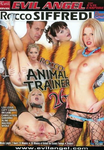 Рокко: Дрессировщик Животных 26 (Русские девочки) / Rocco: Animal Trainer 26 (2009) DVDRip (2009) DVDRip