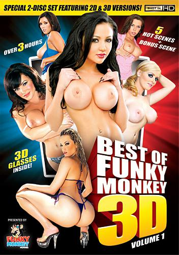 Best Of Funky Monkey / Лучшее из Funky Monkey (New Sensations)(Release Date: Feb 22, 2011) (2011) DVDRip